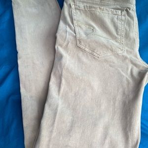 American Eagle Outfitters Pants & Jumpsuits - American Eagle Khaki Skinny Hi-Rise Jegging